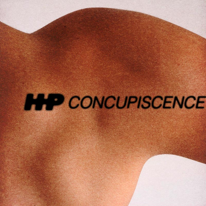 Concupiscence album cover art
